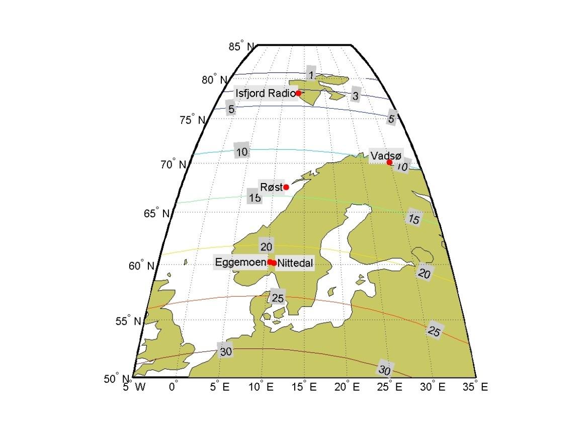 Intelligent sensor and satellite network (ISSN) | ESA